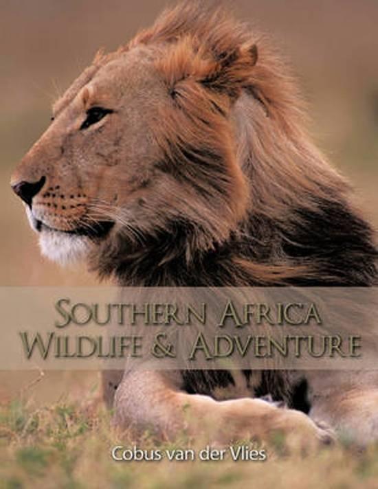 Boek cover Southern Africa Wildlife and Adventure van Cobus van der Vlies (Paperback)