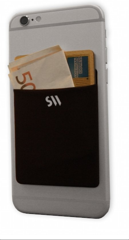 Stickywallet - Black edition