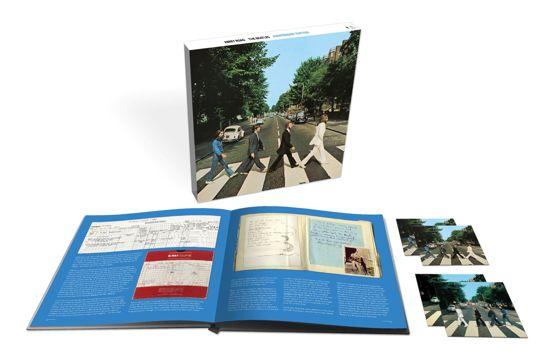 CD cover van Abbey Road 50th Anniversary Edition (Boxset) van The Beatles