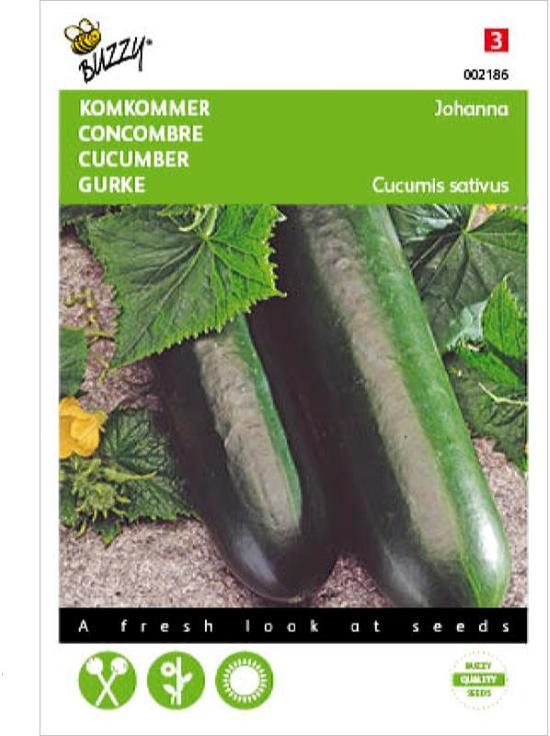 Buzzy® Komkommers Johanna