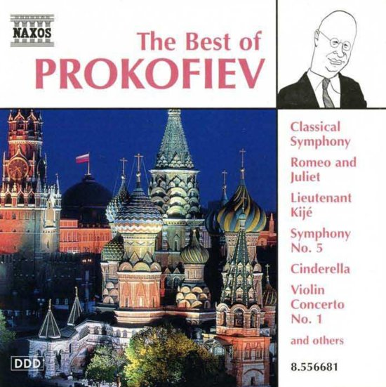 The Best of Prokofiev - Classical Symphony etc.