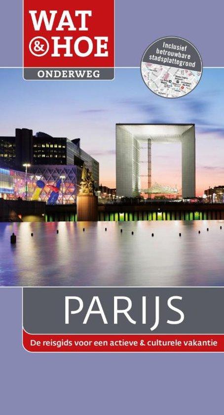 Onderweg reisgids Parijs