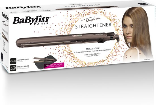 BaByliss Fashion Straightener 230