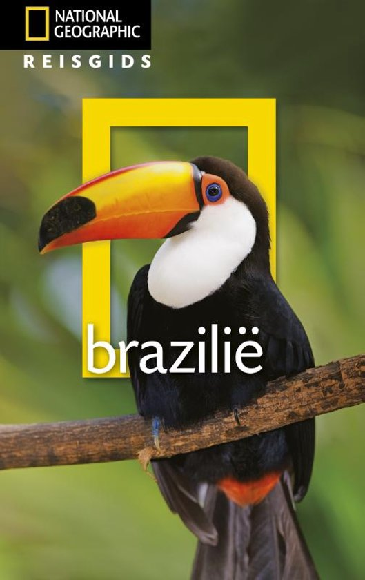 National Geographic reisgids Brazilië
