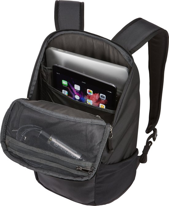 Enroute Thule 14lLaptop RugzakZwart Backpack N8OXwkn0P