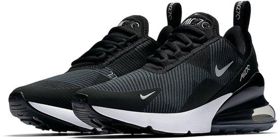 new concept d4631 bc338 Nike Air Max 270 Sneakers Junior Sneakers - Maat 39 - Unisex - zwart wit