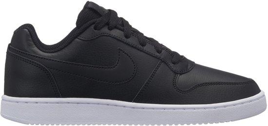 Nike Ebernon Low Dames Sneakers - Maat 38 - Vrouwen - zwart