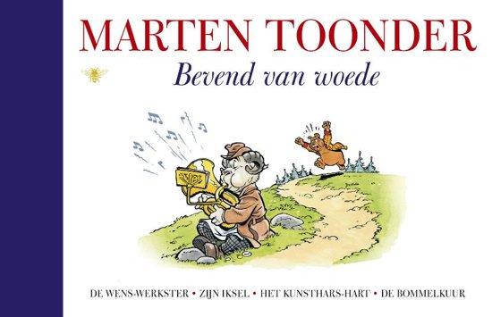 06f3e35e297d96 Alle verhalen van Olivier B. Bommel en Tom Poes 16 - Bevend van woede