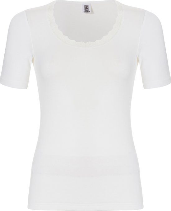 Wit Ten Dames shirt T 30237 Thermo Cate m b67gfy