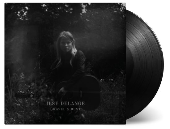 CD cover van Gravel & Dust (LP) van Ilse DeLange