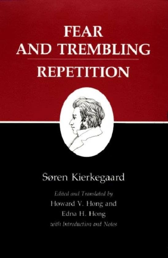 kierkegaards fear and trembling essay Published three essays on fear and trembling, faith in the postscript, and levinas' and derrida's responses to kierkegaard's account of abraham.