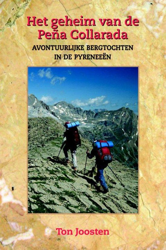 Cover van het boek 'Het geheim van de Pena Collarada'
