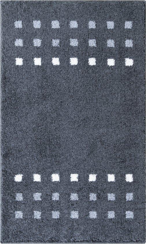 Floris Brica - Badmat - Grijs - 70 x 120 cm