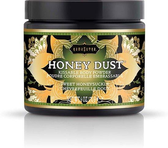 Sweet Honeysuckle - Likbare Bodypoeder