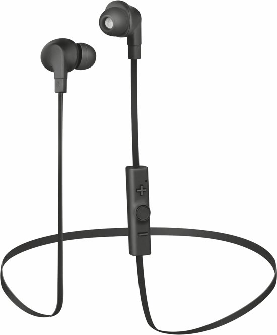 Trust Urban - Cantus Bluetooth In-Ear oordopjes - Zwart