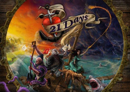 Afbeelding van het spel 21 Days