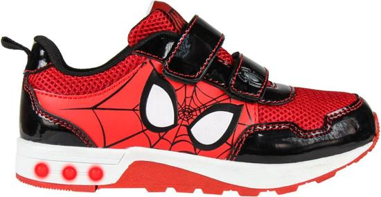Marvel Spiderman Schoenen kinderen Met lichtjes Maat 28