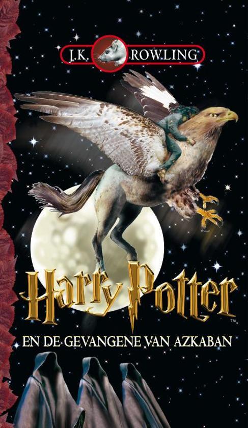 Cover van het boek 'Harry Potter 003 en de gevangene van Azkaban luisterboek 12 CD' van J.K. Rowling