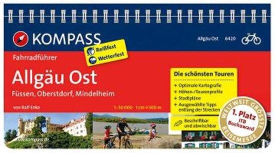 RF6420 Allgäu Ost, Bayerisches Allgäu Kompass - Kompass pdf epub