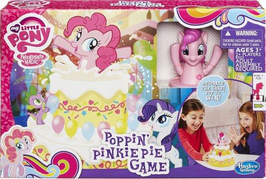 Afbeelding van het spel My Little Pony Pinkie Pie Party - Kinderspel