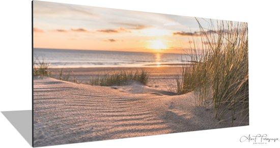 Foto op Canvas, Strand 016 (120x60cm)