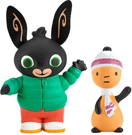 25 30 Go To Www Bing Com: Fisher-price Bing Speelfiguren Bing & Flop