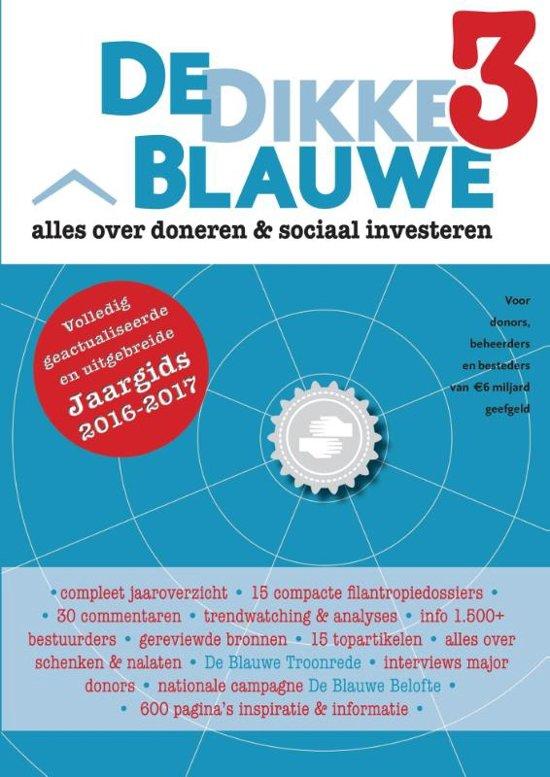De Dikke Blauwe 3 Jaargids 2016-2017
