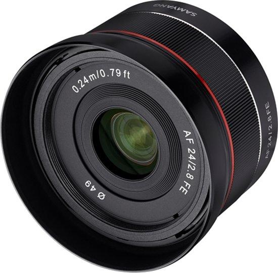Samyang 24mm f/2.8 AF Sony FE