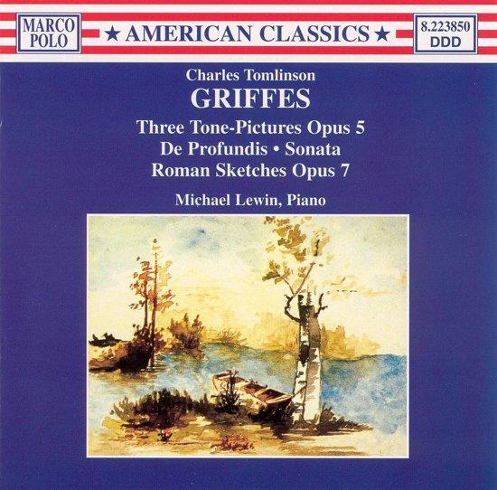 Griffes:Comp.Piano Music,Vol.1