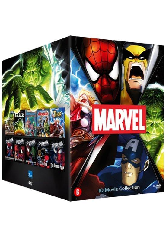 bol com | Marvel Collection 10-Dvd (Dvd) | Dvd's