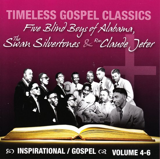 Timeless Gospel Classics Vol. 4-6