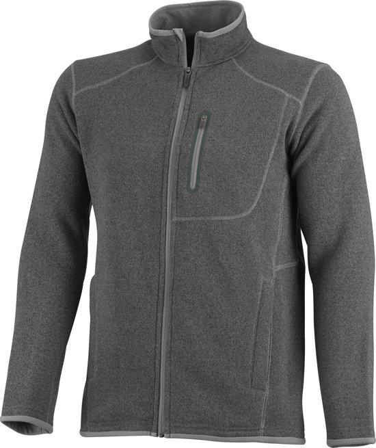 Columbia Altitude Aspect Full Zip Fleece - Heren - Fleecevest - grijs - maat XL