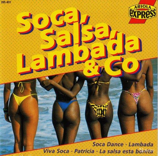 Soca, Salsa, Lambada & Co