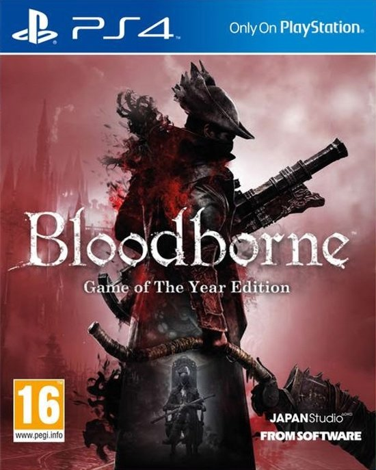 Bloodborne - Game of the Year Edition PlayStation 4