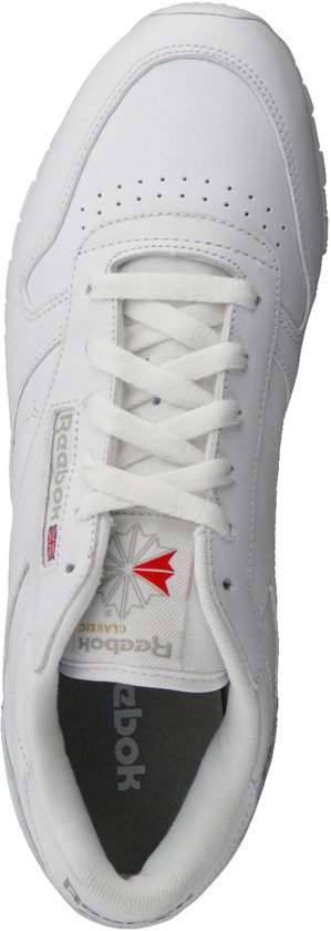 Dames Reebok WmnWit Cl Sneakers Maat Leather 42 OZiTkXPulw