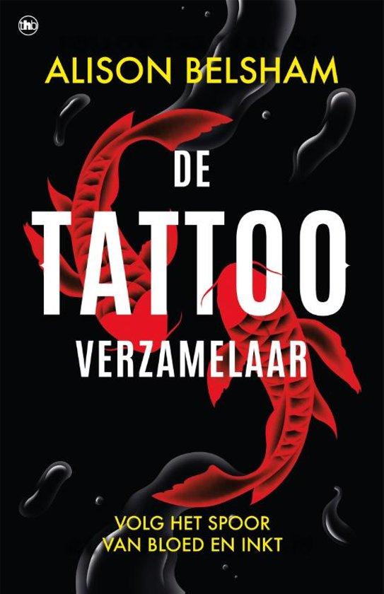 De tattooverzamelaar - Alison Belsham pdf epub