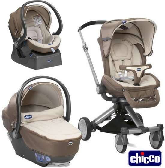 chicco trio i move kinderwagen beige. Black Bedroom Furniture Sets. Home Design Ideas