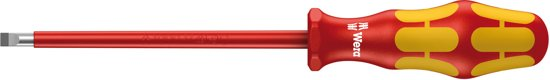 Wera Kraftform Plus VDE - Schroevendraaier - Platkop 1,2x6,5x150 mm