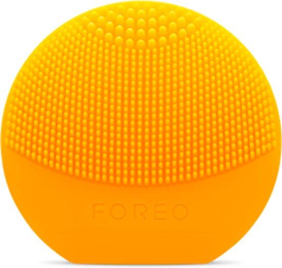 FOREO LUNA play Gezichtsreinigingsborstel, Sunflower Yellow
