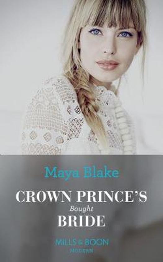 Crown Prince's Bought Bride (One Night With Consequences)