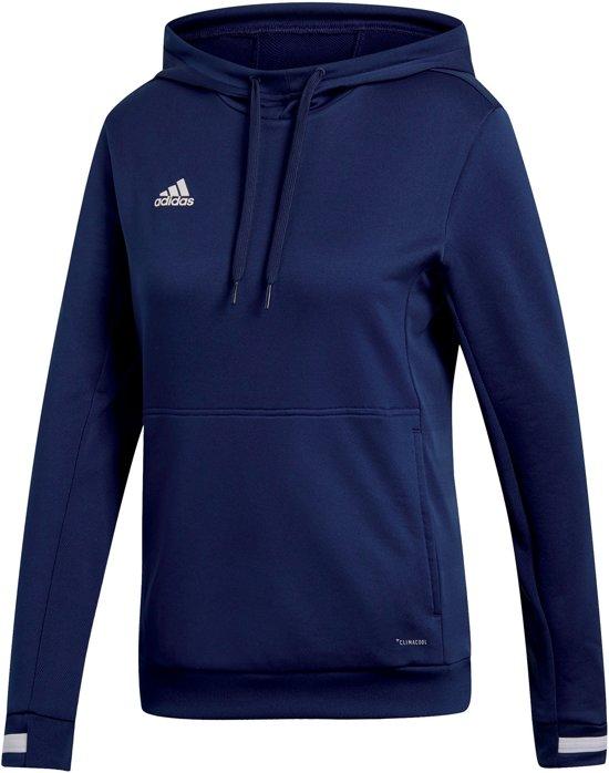 adidas Sporttrui - Maat L - Vrouwen - navy/wit