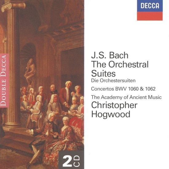 4 Orchestral Suites/2 Concertos