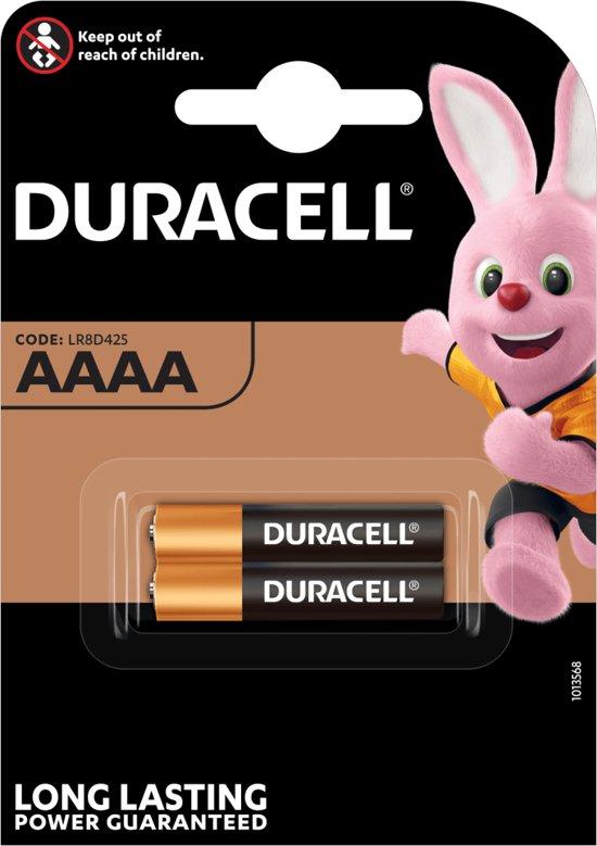 Duracell Plus Power Duralock Alkaline AAAA/MX2500 - blister 2