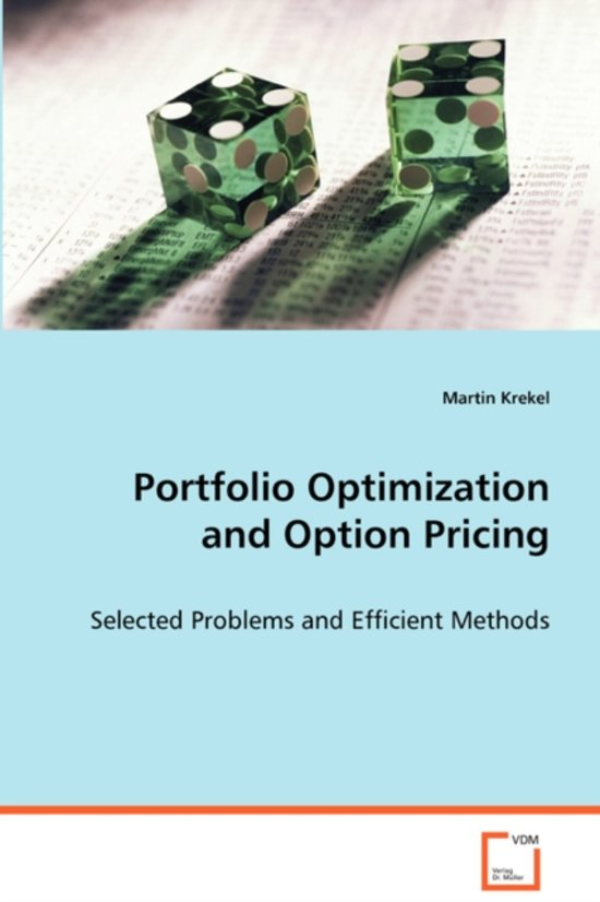Portfolio Optimization and Option Pricing