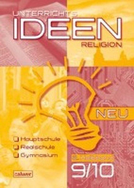 Unterrichtsideen Religion NEU 9./10. Schuljahr, 2. Halbband