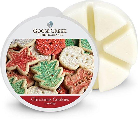 Goose Creek Wax Melts Christmas Cookies