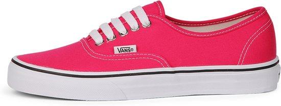 Vans - Dames Sneakers Authentic - Roze - Maat 38 1/2