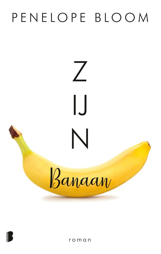 Boek cover Verboden vruchten 1 - Zijn banaan van Penelope Bloom (Onbekend)