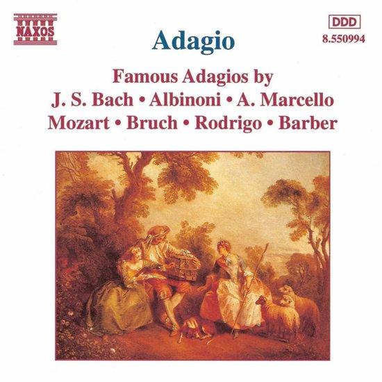 Adagio - J.S. Bach, Albinoni, Marcello, Mozart, Bruch, et al