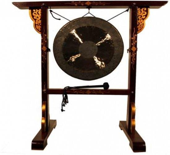 Fremragende bol.com | Gong standaard voor gongs tot 65 cm - 112x110 cm - S FQ37